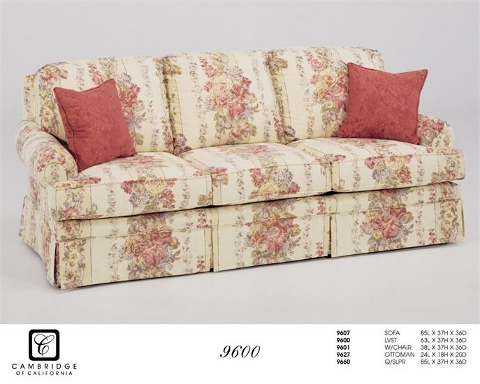 59 best Traditional sofa with skirt images on Pinterest ...