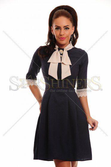 LaDonna Delicious Glow DarkBlue Dress