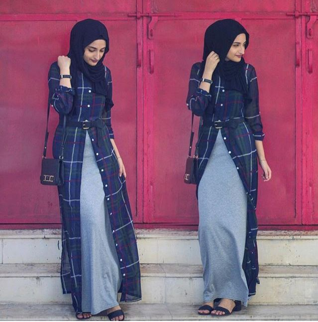Hijaby Fashion Wear | Casual and Trendy | Fr/ @malikaofficial