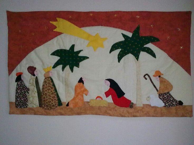 Bethlehem wallhanger