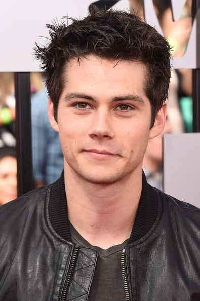 Dylan O'Brien – 2014 MTV Movie Awards – Arrivals – Teen Wolf