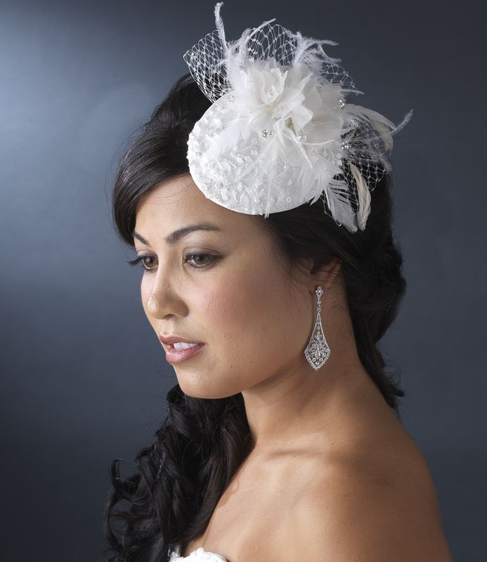 93 best images about Bridal Hats, Derby Hats, Pretty Hats ...