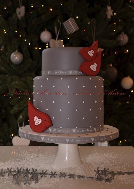 Le torte di Natale dei cake designer più famosi d'Italia - Cakemania, dolci e cake design