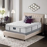 Serta Perfect Sleeper Misthaven Plush Mega Eurotop