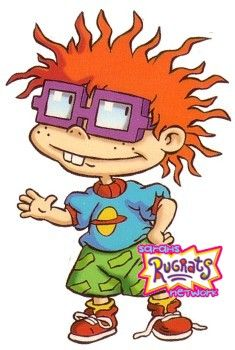 Rugrats | Chuckie Finster - Rugrats Wiki Looks JUST like 1 of my foster kids! No foolin!!!