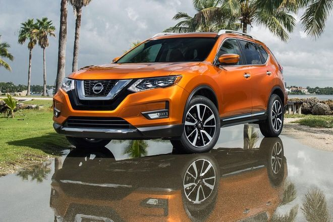 Nissan Rouge