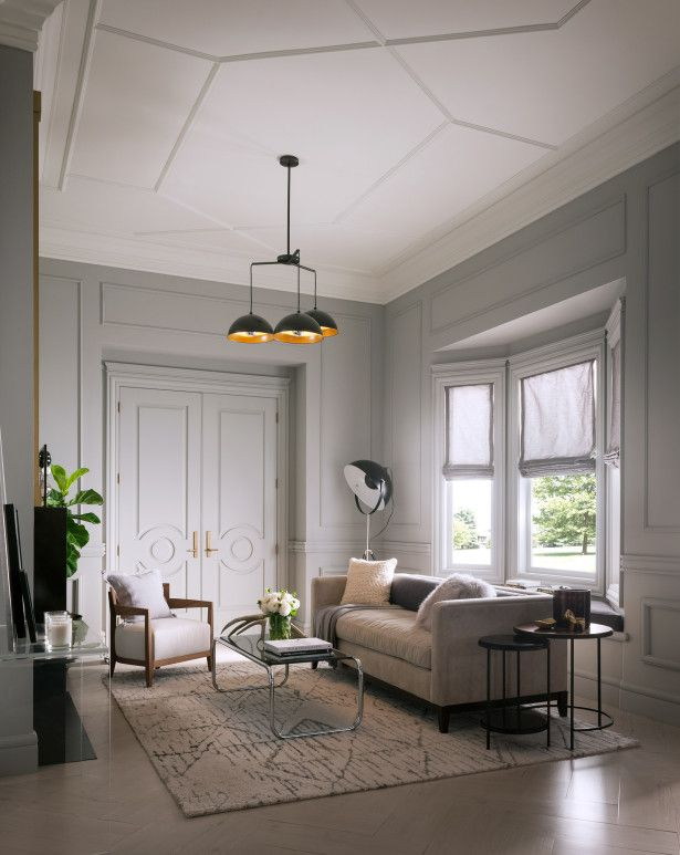 The Power of Architectural Details - Design Chic                                                                                                                                                      More