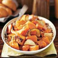 Candied Yams with Apples. This si pure delishishness!! Made it for Thanksgiving and it needs to become an annual event!