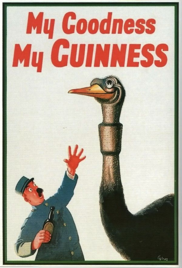 Fun Vintage Ads For Guinness That Are Surprisingly Wholesome