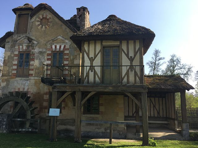 House Town Old France Medieval Medieval Houses European House French House