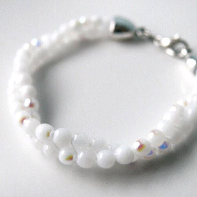 #beading #jewellery #DIY #beadedbracelet #bracelet #mobihandmade