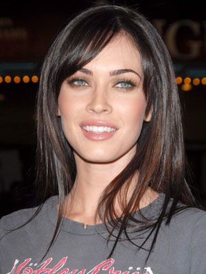 Megan Fox Hairstyles - July 29, 2007 - DailyMakeover.com