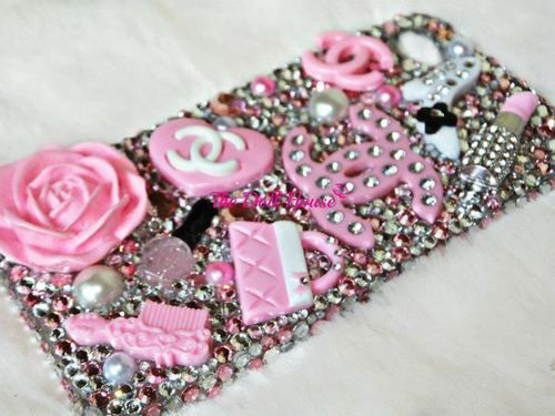 The Doll House Bling Phone Covers