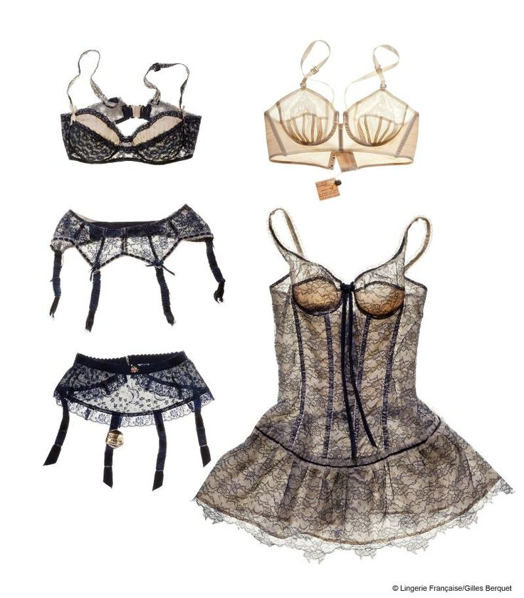 - Lingerie Francaise: An Exhibition on the History of French Lingerie - The Cut