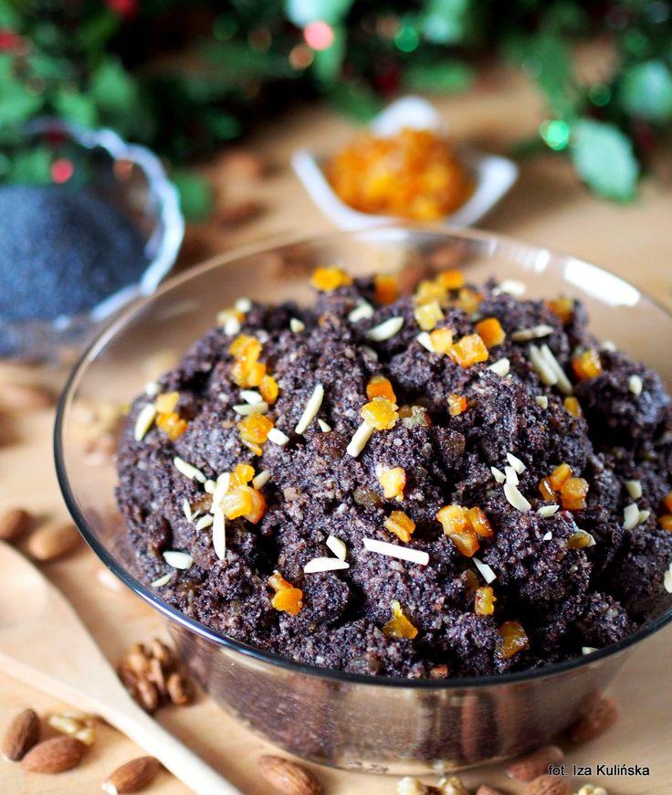 Smaczna Pyza: Domowa masa makowa do makowców, innych ciast i deserów