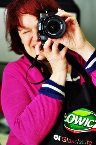 Autorka bloga tonajezyku.blogspot.com również zaszczyciła nas swoją obecnością :)