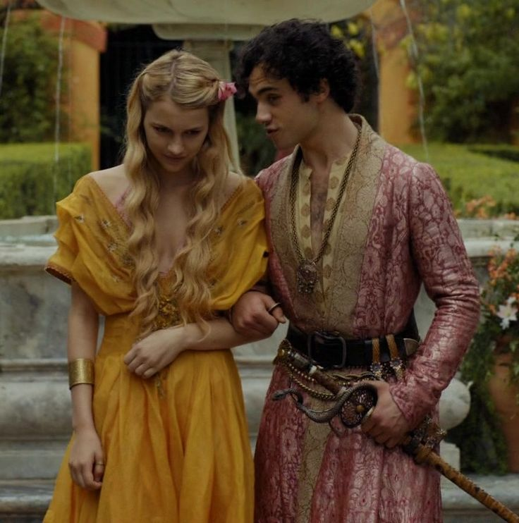 game of thrones dorne season 6