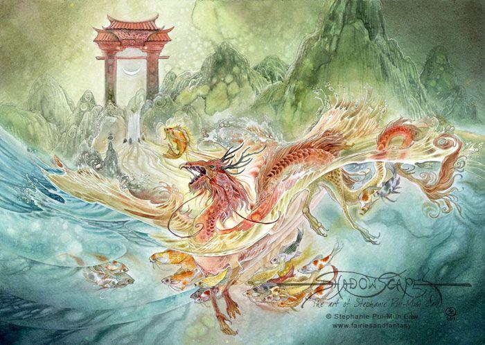 Climbing The Dragon Gate by Stephanie Pui-Mun Law