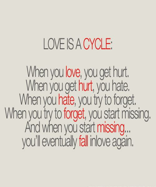 try again quote relationship love