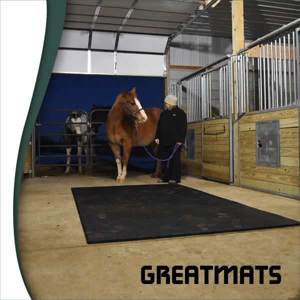 Horse Barn Mats Stall Mats Horse Stall Matting Rubber Horse Stall Mats