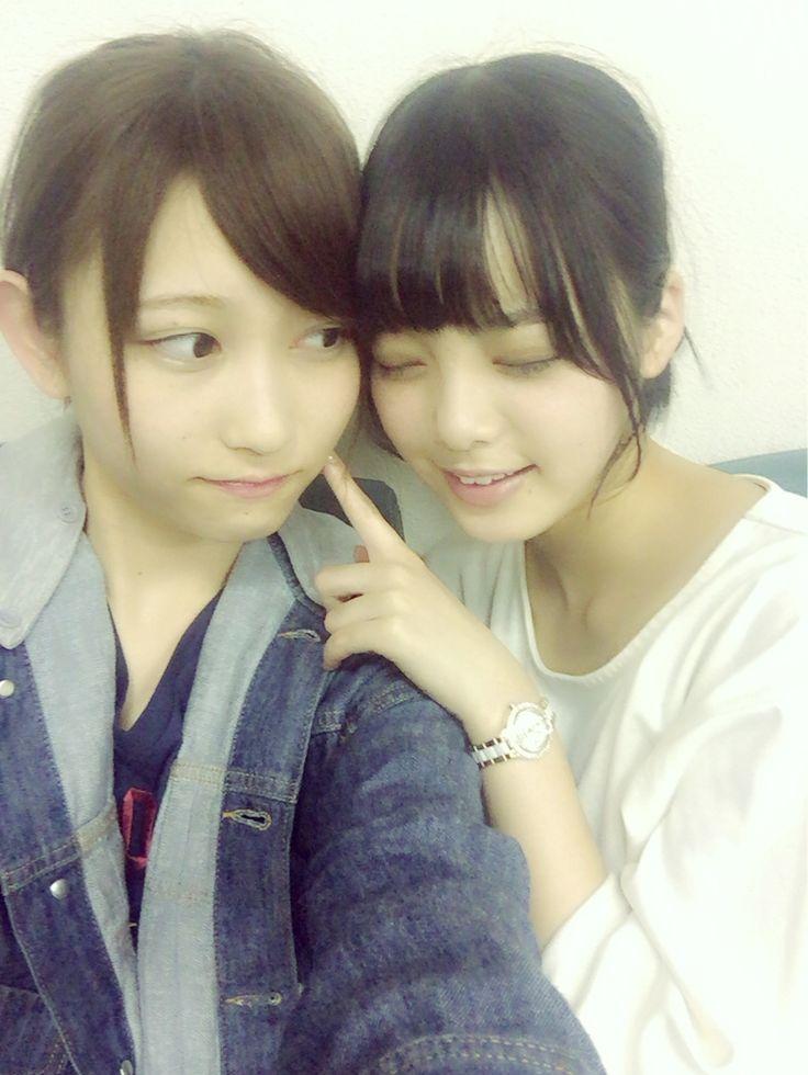 欅坂46 志田愛佳 平手友梨奈 Keyakizaka46 Shida Manaka Hirate Yurina