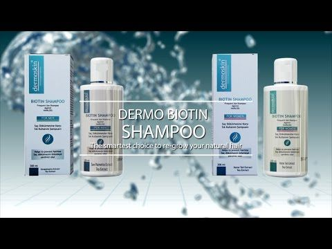 Dermo Biotin Hair Loss & Hair Regrowth Shampoo For Men & Women - http://www.biotinreviews.net/dermo-biotin-hair-loss-hair-regrowth-shampoo-for-men-women/