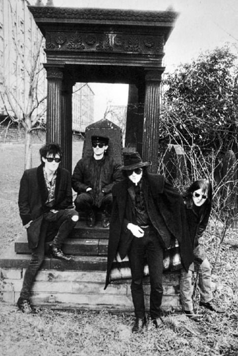 Loved them then, love them now... sisters of mercy
