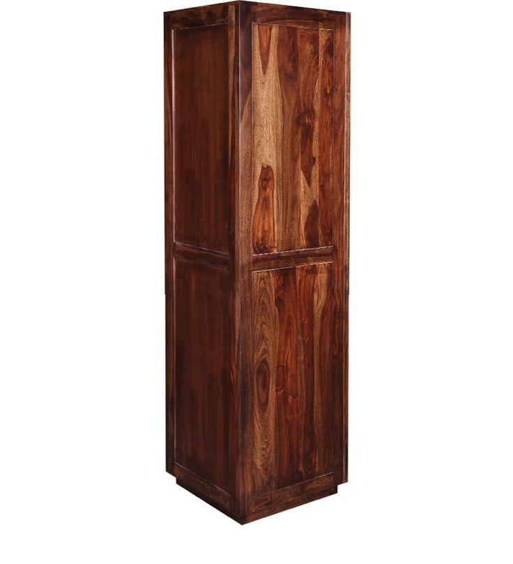 Armadio Una Porta Acacia Legno WD-6015200 X 50 X 55 CM | Arts of India – Italy