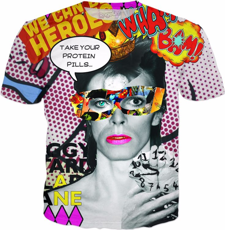 Check out my new product https://www.rageon.com/products/super-bowie-2 on RageOn!