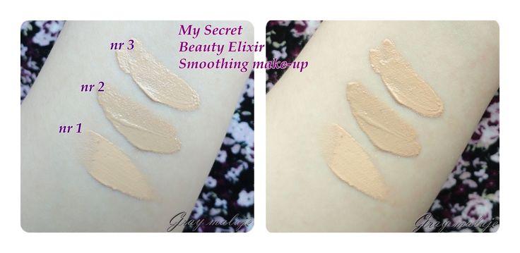 Podkład My Secret Beauty Elixir