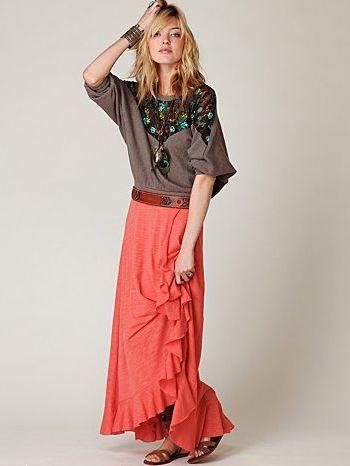 Dixie DIY: Maxi Dress Inspiration