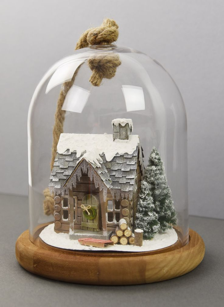 Christmas Cabin / Daily inspiration from our bloggers                                                                                                                                                                                 More