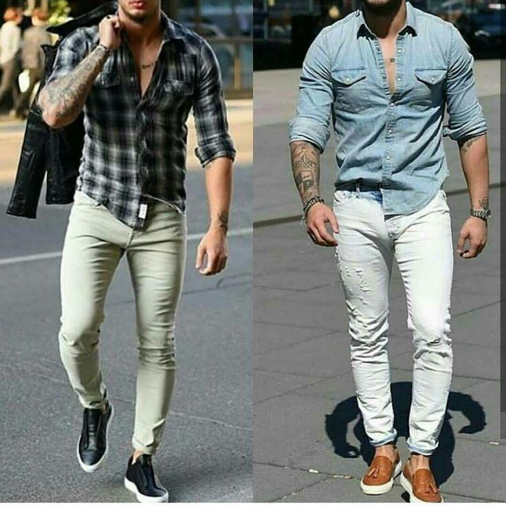 Men style fashion look clothing clothes man ropa moda para hombres outfit models moda masculina urbano urban estilo street #mensoutfitsmodamasculina