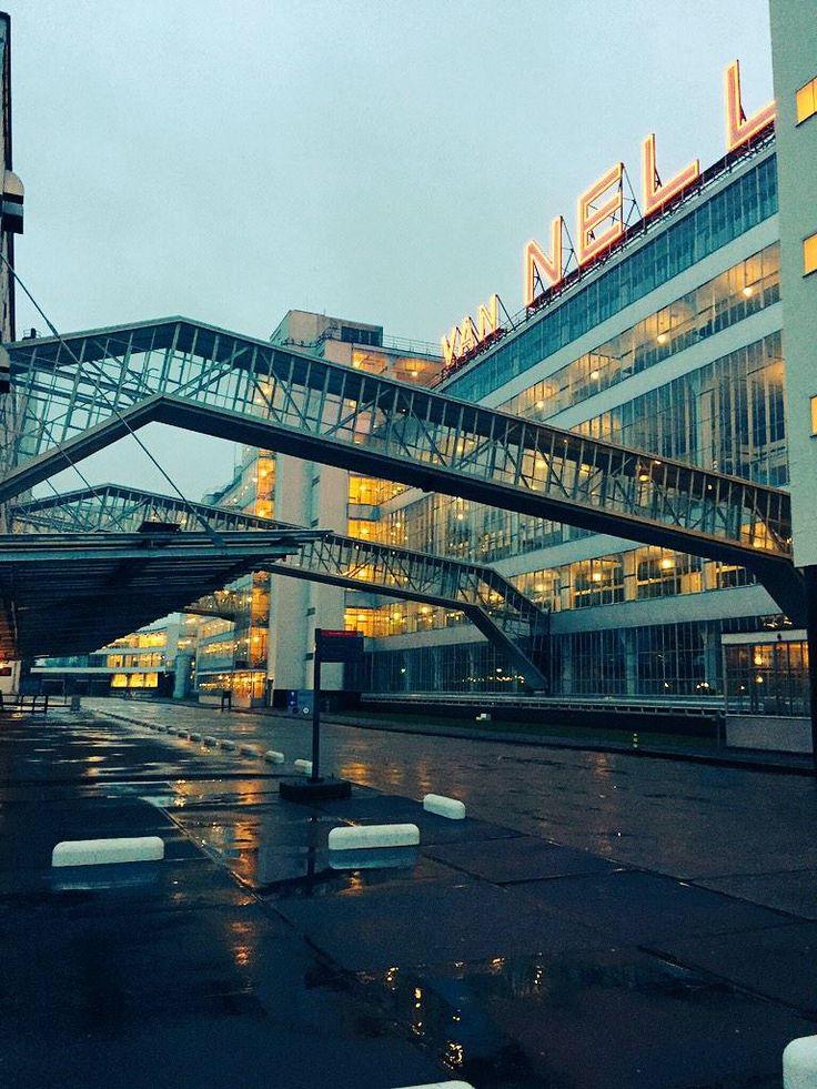 Van Nelle Fabriek, Rotterdam - bewri