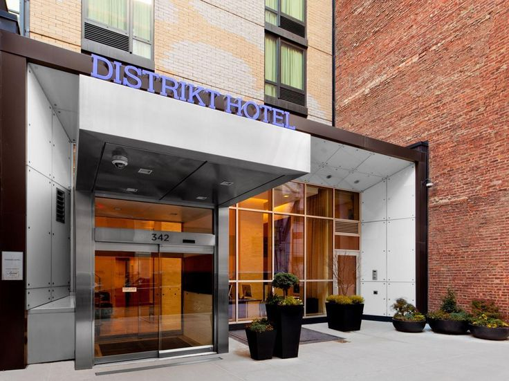 Special Rates On Distrikt Hotel New York City An Ascend Collection Member In NY United States Travel Smarter With