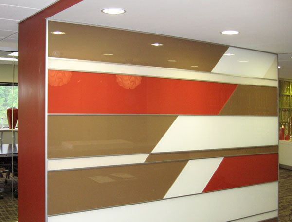 BACK-PAINTED GLASS WALL ENCLOSURE - Google Search