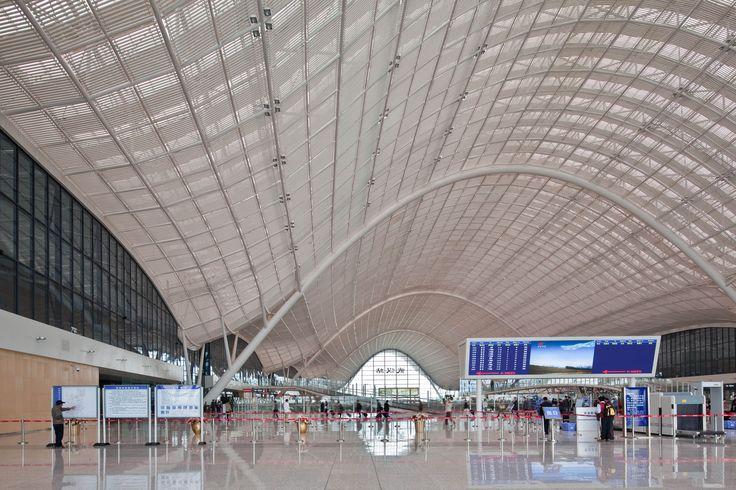 Wuhan Train Station | AREP - Arch2O.com