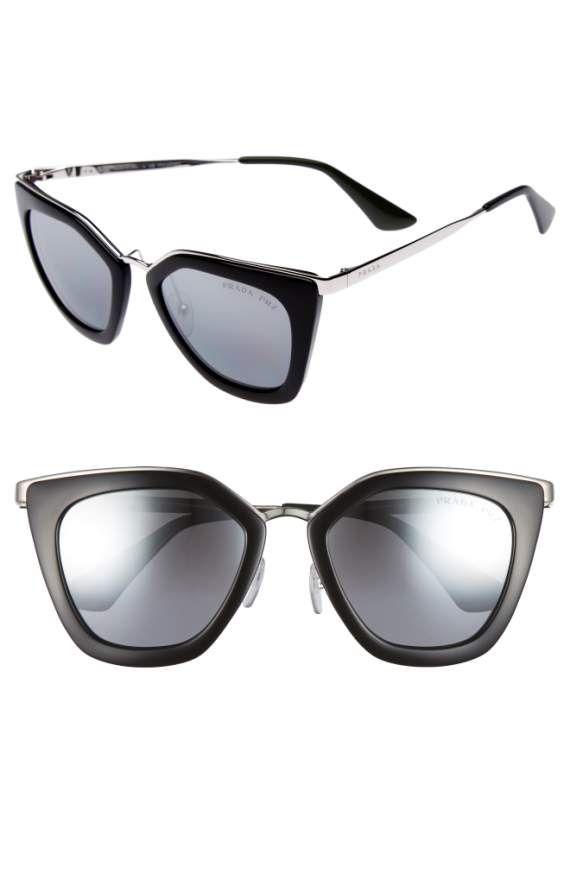 Capsule Wardrobe: The Staple Sunnies (Prada Sunglasses)