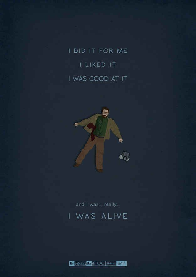"A Designer Created These Amazing ""Breaking Bad"" Posters For Every Episode Of The Show  SPOILER ALERT"