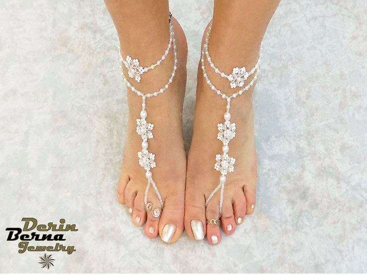 42 best Beach Barefoot Sandals Anklets Trendy ayak halhal Halhal