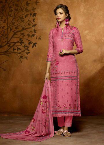 a0623645c6 Sargam Prints Mishkaa Pure Pashmina Print With Shisha Khatli Work Suit 95008