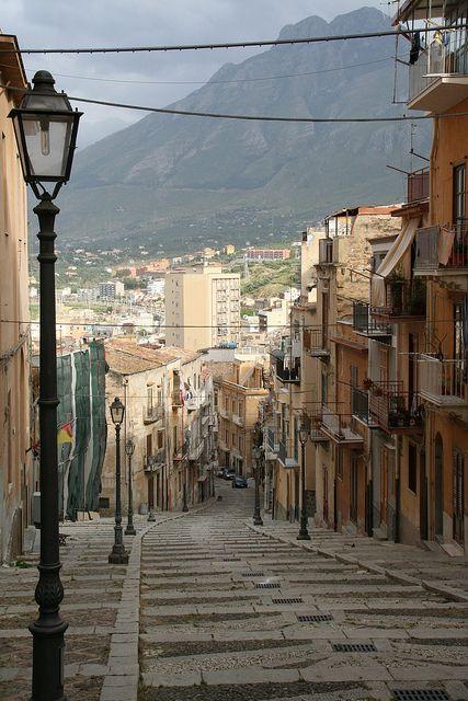 Termini Imerese, Sicily, Italhy
