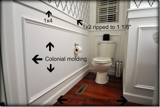 Tips for installing wall moldings!