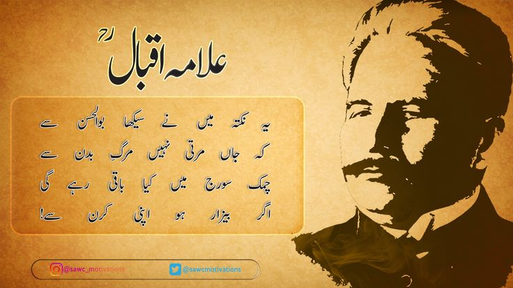 Allama IQBAL,poetry | Iqbal poetry, First love quotes ...
