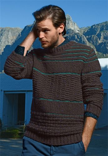 Bergere de France Sweater Pattern