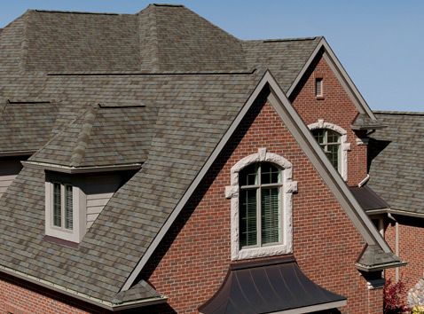 Best 7 Best Owens Corning Trudefinition® Oakridge® Shingles 640 x 480