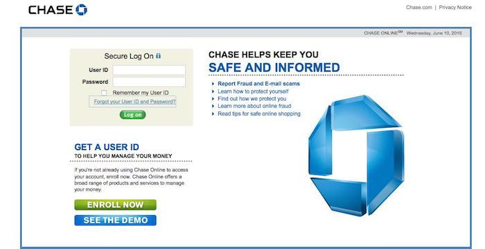 Chase Slate Bill Pay
