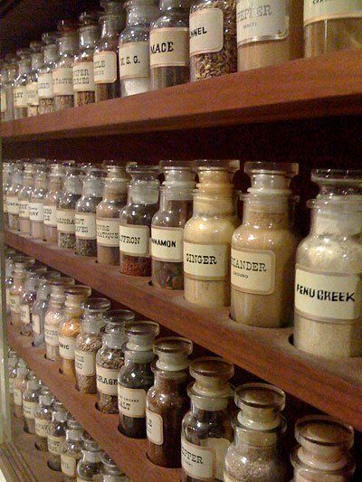 John Wagner & Sons Vintage Spice Rack