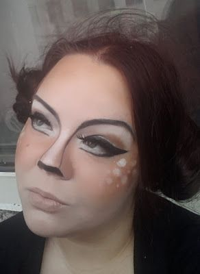 Fantastic Fawn cosplay makeup by Makeup your Jangsara