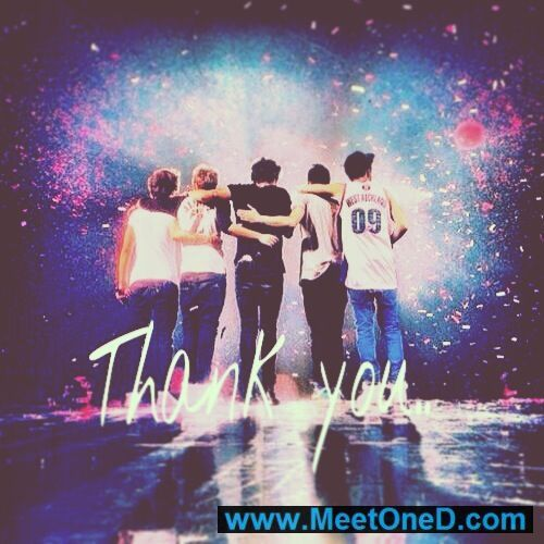 THANK YOU BOYS FOR, FOUR MAGICAL YEARS WITH YOU!  I COULDN'T IMAGINE MY LIFE WITH OUT YOU FIVE BOYS! <3